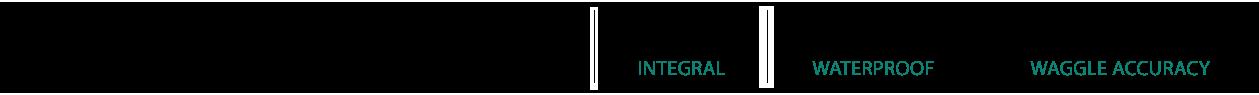KFN-A INTEGRAL WATERPROOF WAGGLE ACCURACY 0.003