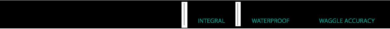 KFN-B INTEGRAL WATERPROOF WAGGLE ACCURACY 0.003