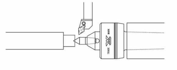 Example1 A-10型ヘッド使用例